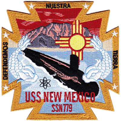 USS New Mexico (SSN-779)