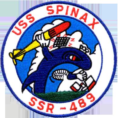 USS Spinax (SSR-489)
