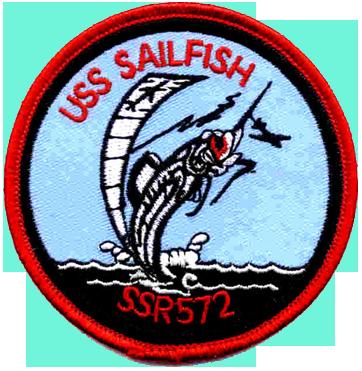 USS Sailfish (SS-572/SSR-572)