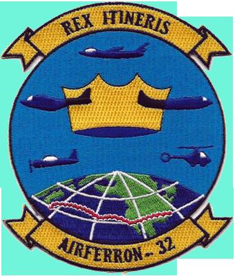 VRF-32 Rex Itineris