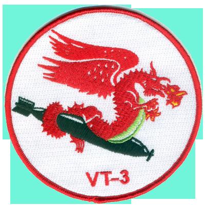 VT-3 Torpedo Squadron Three