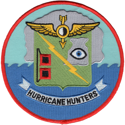 VW-4 Hurricane Hunters