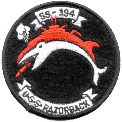 USS Razorback (SS-394)