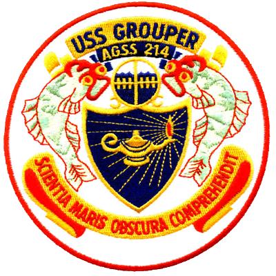 USS Grouper (SS-214)