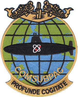 COMSUBPAC, COMNAVSUBFOR