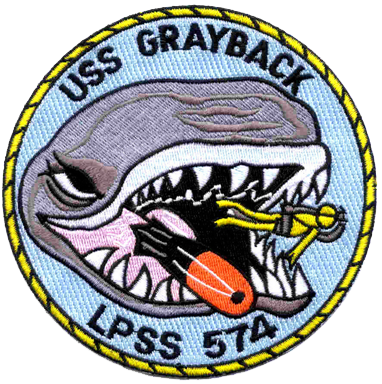 USS Grayback (LPSS-574)
