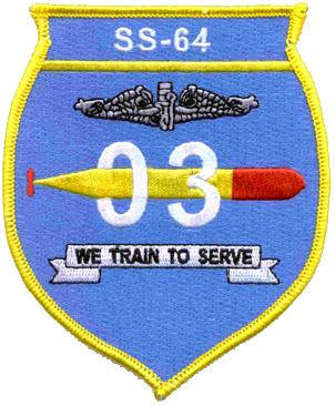 USS O-3 (SS-64)