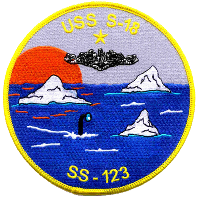 USS S-18 (SS-123)