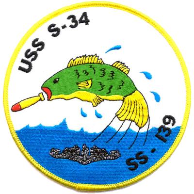 USS S-34 (SS-139)