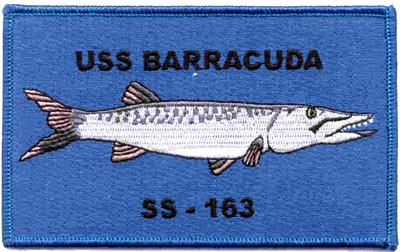 USS Barracuda (SS-163)