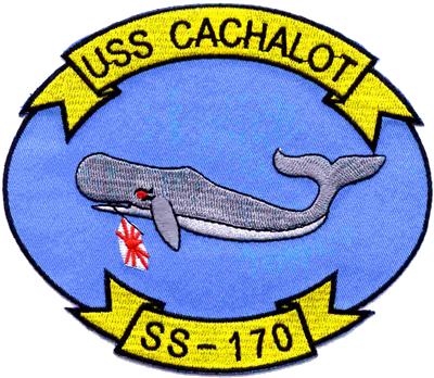 USS Cachalot (SS-170)