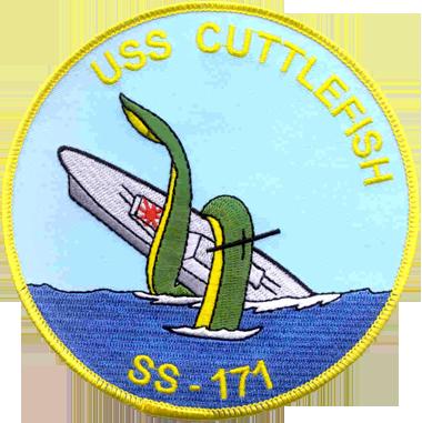 USS Cuttlefish (SS-171)