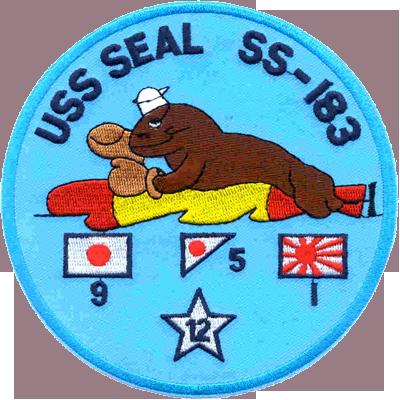 USS Seal (SS-183)