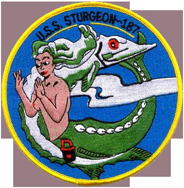 USS Sturgeon (SS-187)