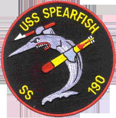 USS Spearfish (SS-190)