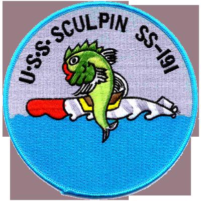 USS Sculpin (SS-191)