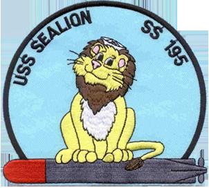 USS Sea Lion (SS-195)