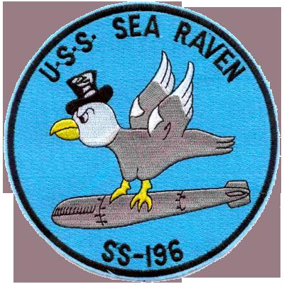 USS Searaven (SS-196)