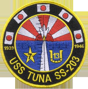 USS Tuna (SS-203)