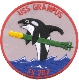 USS Grampus (SS-207)