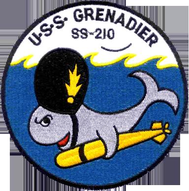 USS Grenadier (SS-210)