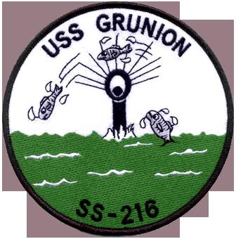 USS Grunion (SS-216)