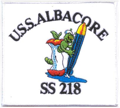 USS Albacore (SS-218)