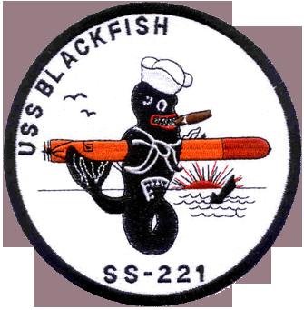 USS Blackfish (SS-221)