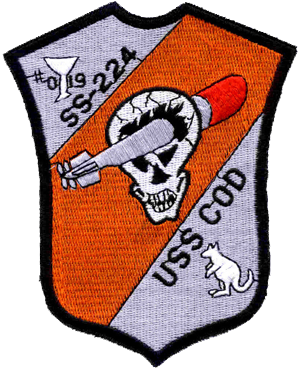 USS Cod (SS-224)