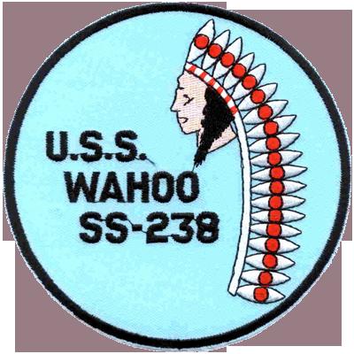 USS Wahoo (SS-238)