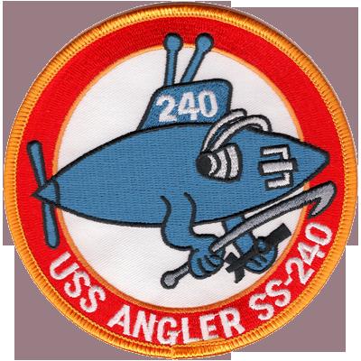 USS Angler (SS-240)