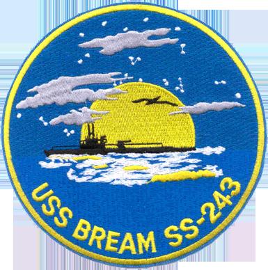 USS Bream (SS-243)