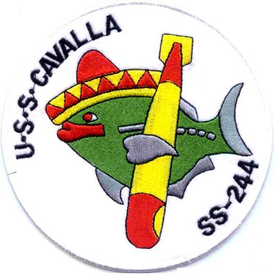 USS Cavalla (SS-244)
