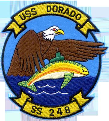 USS Dorado (SS-248)
