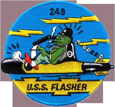 USS Flasher (SS-249)
