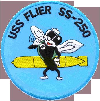 USS Flier (SS-250)