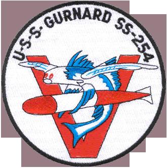 USS Gurnard (SS-254)