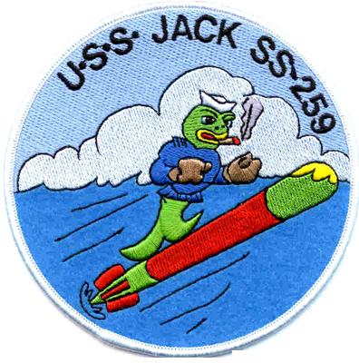 USS Jack (SS-259)