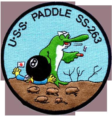 USS Paddle (SS-263)
