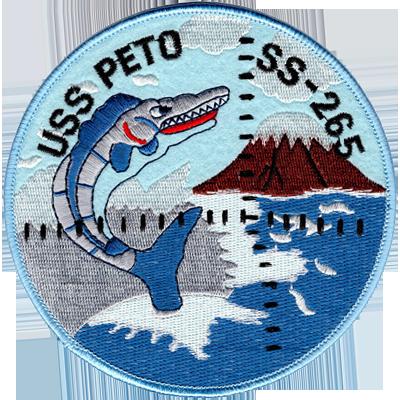 USS Peto (SS-265)
