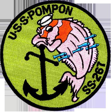 USS Pompon (SS-267)
