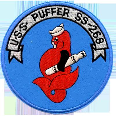USS Puffer (SS-268)