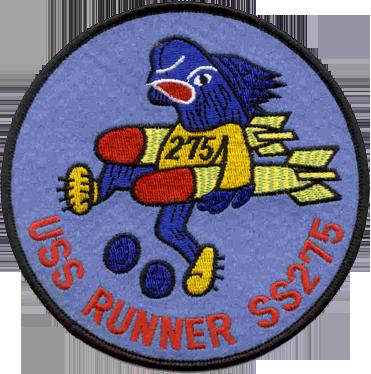 USS Runner (SS-275)
