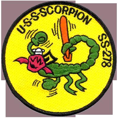 USS Scorpion (SS-278)