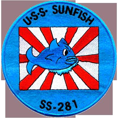 USS Sunfish (SS-281)