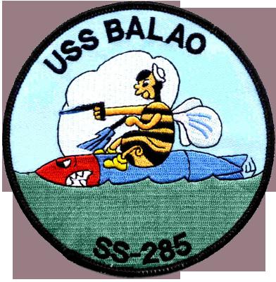 USS Balao (SS-285)