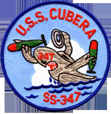 USS Cubera (SS-347)