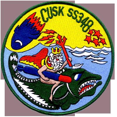 USS Cusk (SS-348)