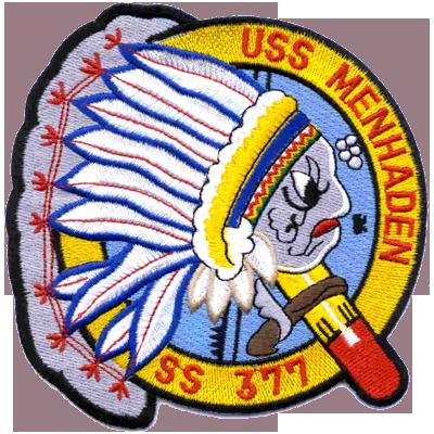 USS Menhaden (SS-377)