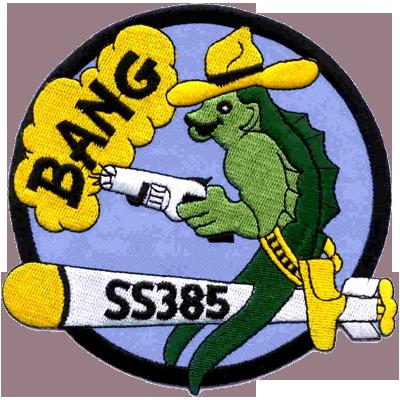 USS Bang (SS-385)